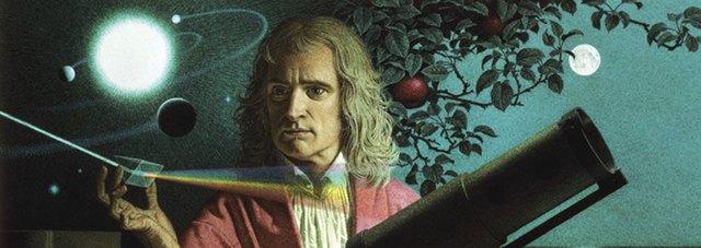 (Isassc Newton)