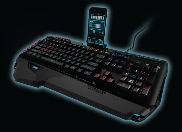 Logitech ra mắt bàn phím cơ G910 Orion Spark