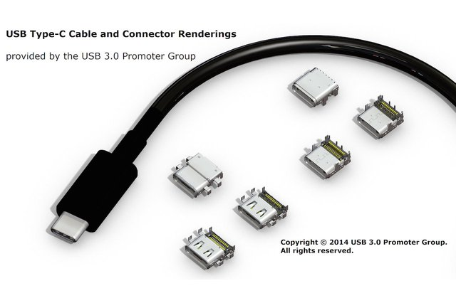 Kết nối USB của tương lai sẽ hạn chế tình trạng cắm ngược