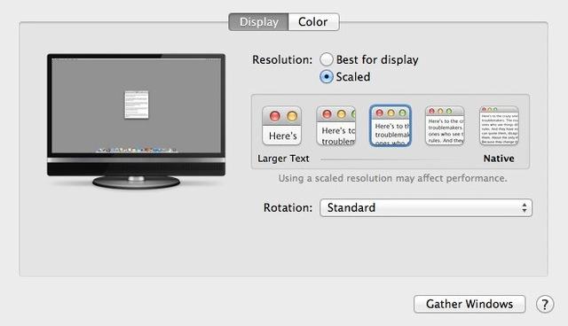 OS X 10.9.3 chính thức hỗ trợ màn hình độ phân giải 4K