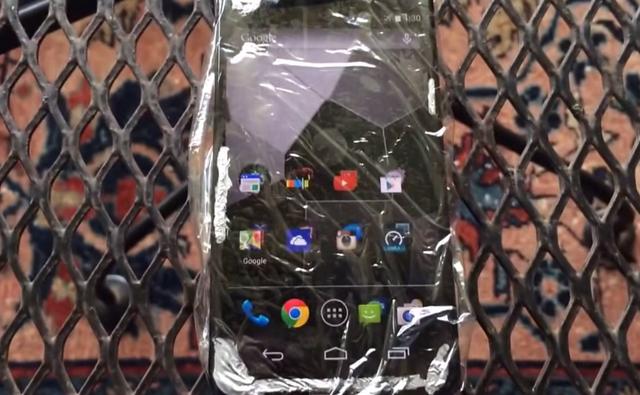Bất ngờ xuất hiện video trên tay đầu tiên của Motorola Moto X+1