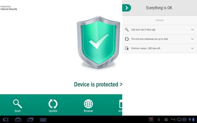 Giới thiệu những giải pháp bảo mật trên điện thoại và máy tính bảng
