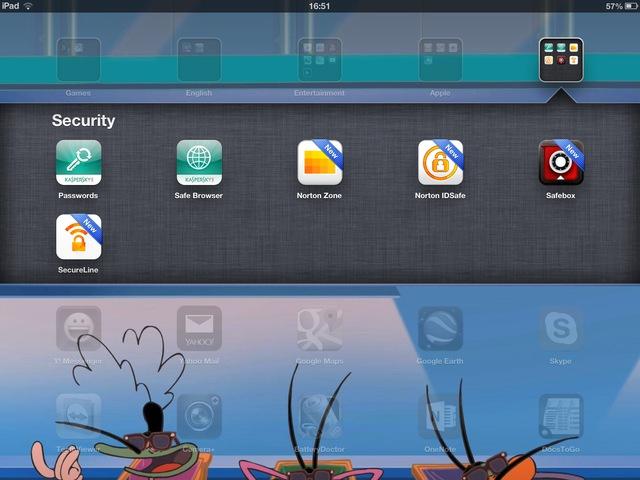 Một số ứng dụng giúp tăng cường bảo mật thiết bị của bạn.