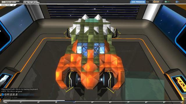 Robocraft - Game