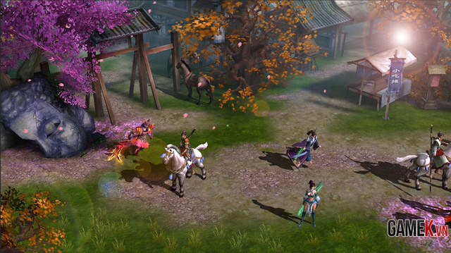 Webgame 3D Lang Nha Truyền Thuyết được đưa về Việt Nam
