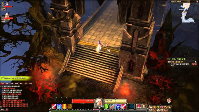 Game thủ Việt nhọc nhằn vượt biên chơi game đỉnh Devilian