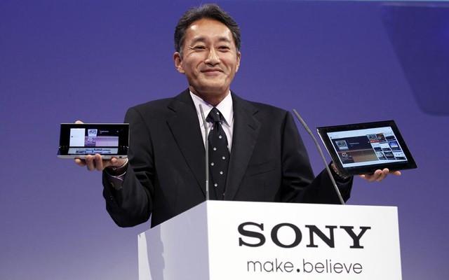 Tổng giám đốc Kazuo Hirai của Sony