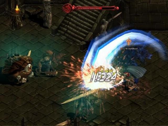 Dark Blood - Game online cũ mà hay cho game thủ Việt
