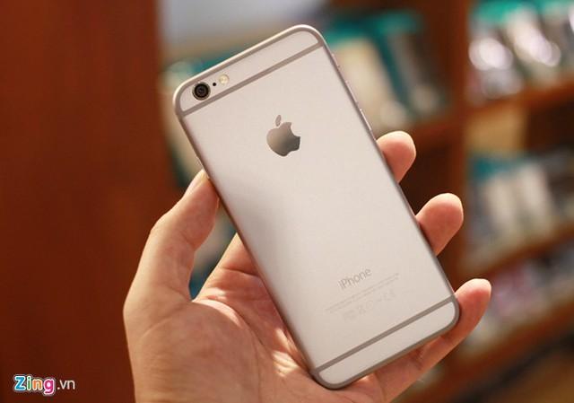Bộ đôi iPhone 6 và 6 Plus đầu tiên đã về Việt Nam