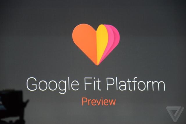 Google đáp trả Apple với nền tảng quản lý sức khỏe Google Fit