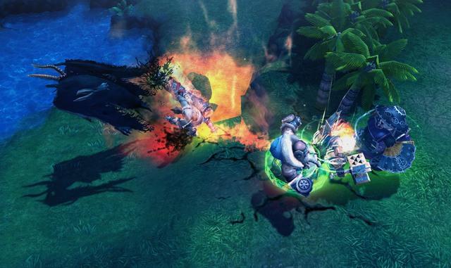 Chaos Heroes Online - Thêm một MOBA hấp dẫn được giới thiệu