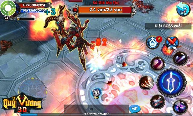 Quỷ Vương 3D - Ảnh 2