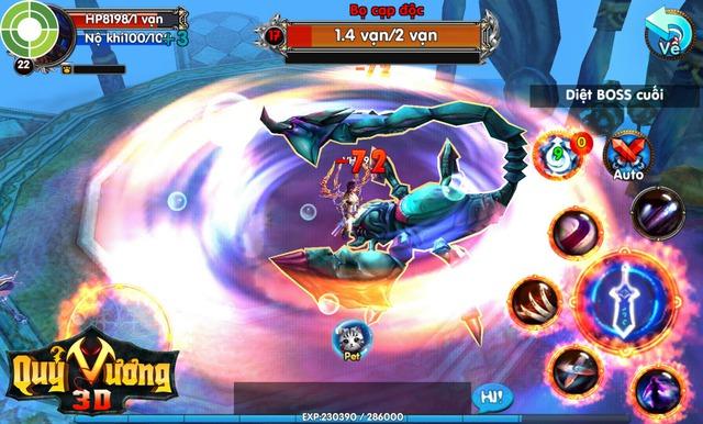 Quỷ Vương 3D - Ảnh 3