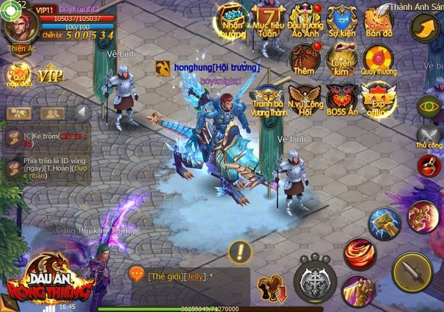 Dấu Ấn Rồng Thiêng - Ảnh 3