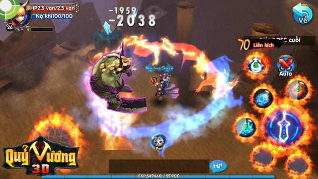 Quỷ Vương 3D - Ảnh 4