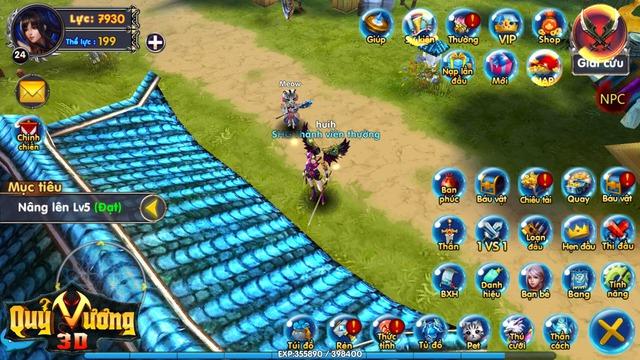 Quỷ Vương 3D - Ảnh 5
