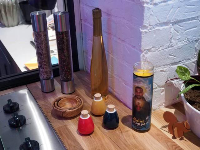 Một vài vật dụng trong phòng bếp của Google rất dễ thương.