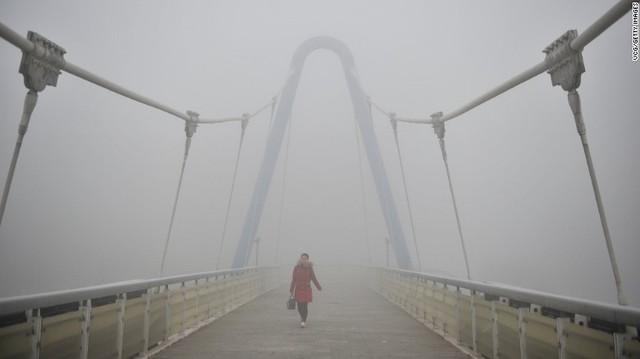 Một cây cầu tại Thiên Tân ngày hôm qua