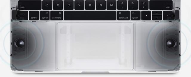 Một bên loa của MacBook Pro sau đó sẽ bị hỏng