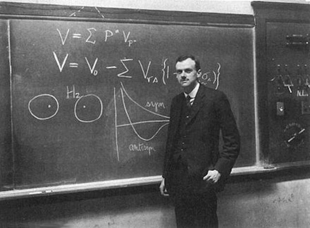 Paul Dirac (1902-1984)