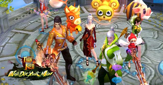 Thần Kiếm 3D - Ảnh 3