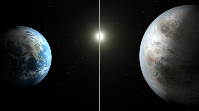Kepler-452b được cho là Trái Đất 2.0.