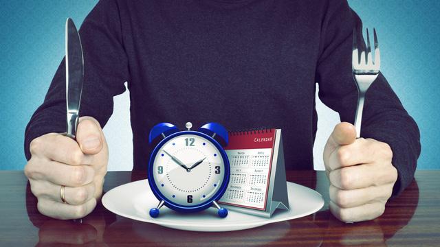 Nhịn ăn theo lịch trình được các nghiên cứu bước đầu chứng minh có lợi ích