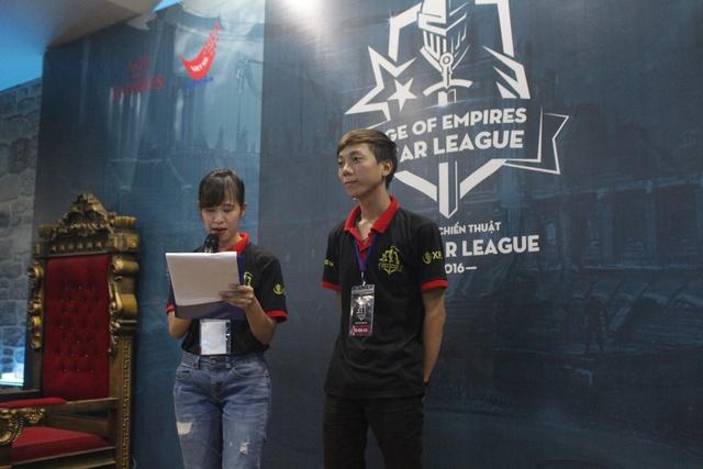Bibi – Đội trưởng team AoE Bibi Club.