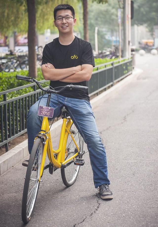 Dai Wei - CEO của Ofo