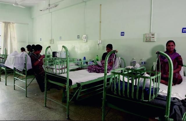 Ở một vùng nghèo đói nhất Ấn Độ, người ta vẫn bắt gặp rất nhiều bệnh nhân tiểu đường