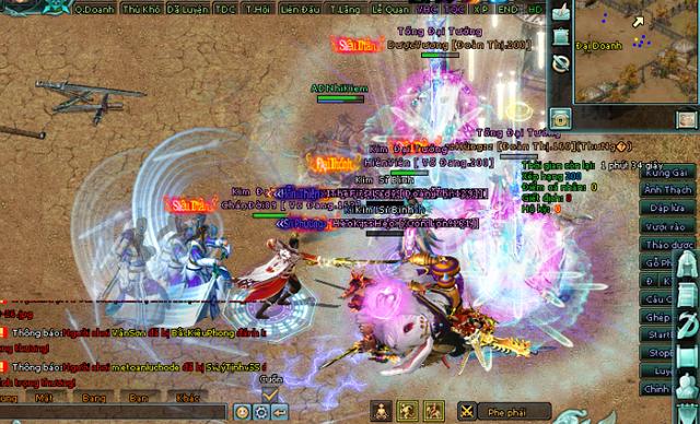 Trong lịch sử làng game online Việt luôn có những trận PK huyền thoại được tạo nên bởi những bậc đại gia.