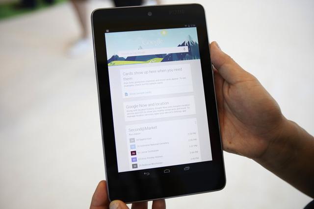 Nexus 7.