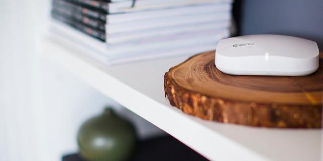 Bộ router Eero, có cức năng tương tự router Google sắp giới thiệu.