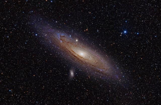 Dải ngân hà Andromeda, Google dùng tên này để đặt cho hệ điều hành mới của mình.