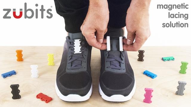 Zubits, sản phẩm giúp việc thắt dây giày nhanh hơn, một nạn nhân khác của việc bị làm nhái ở Trung Quốc.