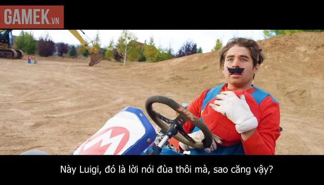 Anh trai Mario ư?