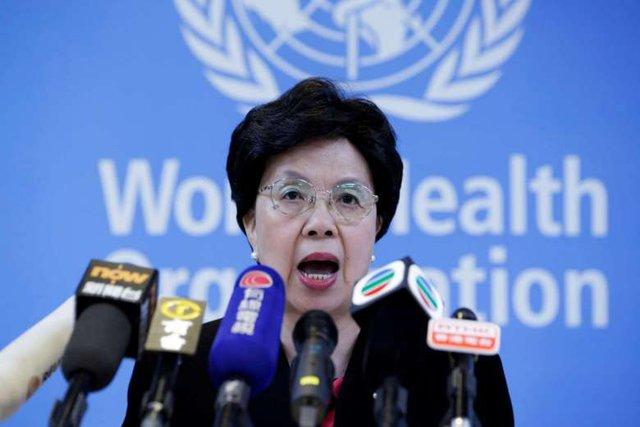 Bà Margaret Chan, Tổng giám đốc Tổ chức Y tế thế giới (WHO) tuyên bố bệnh sởi bị xóa sổ khỏi Châu Mỹ