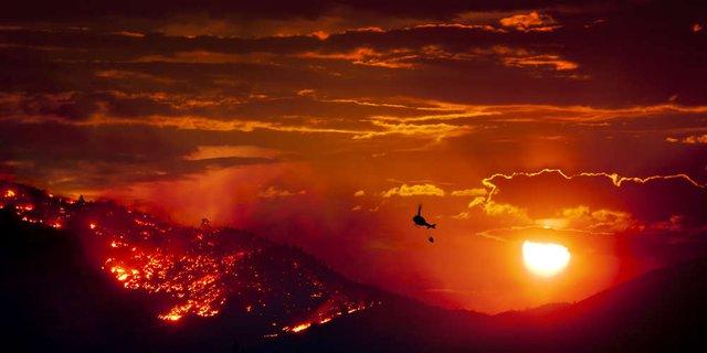 Trái Đất đang nóng dần lên, và nguyên nhân chắc chắn là do chúng ta gây ra.