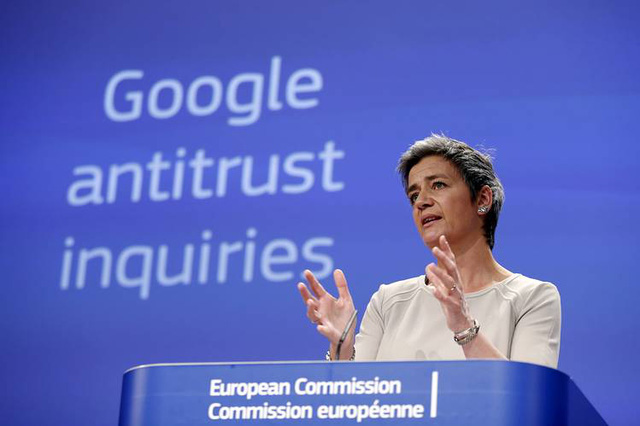 EC sắp đưa ra án phạt được cho là lớn nhất lịch sử châu Âu về tội vi phạm chính sách độc quyền.