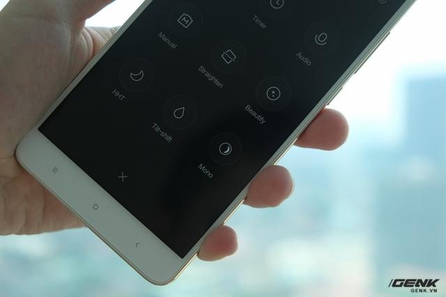 Chế độ Mono của Mi 5s Plus dành riêng để chụp ảnh đen trắng