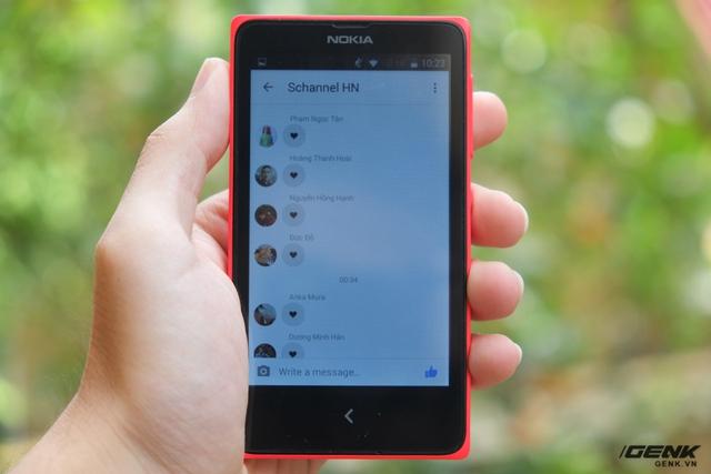 Chiếc Nokia X+ cổ lỗ sĩ của tôi