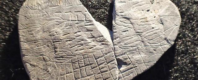 Các nhà khảo cổ tìm thấy tấm bản đồ 5.000 năm tuổi đầu tiên trên thế giới - Ảnh 1.