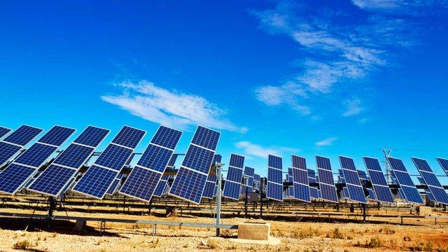 Nam Phi tự hào giới thiệu sân bay năng lượng mặt trời đầu tiên - Ảnh 2.