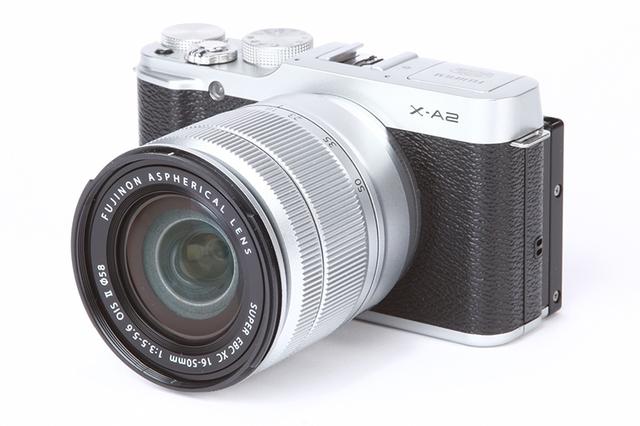 Fujifilm X-A2 là một chiếc máy nhỏ gọn, nhưng vẫn sở hữu cảm biến APS-C, màn hình lật, Wi-Fi... với mức giá khoảng 10 triệu đồng