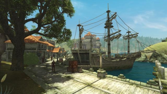 Skyblivion - bản mod tái hiện lại toàn bộ The Elder Scrolls IV trong Skyrim.