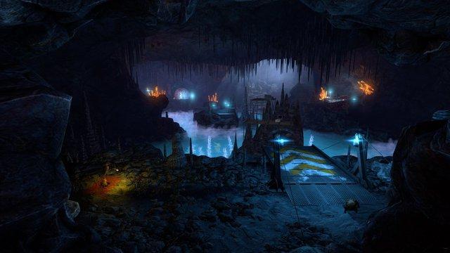 Screenshot mới được đội ngũ phát triển Black Mesa tung ra.