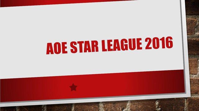 AoE Star League 2016 - Bước khởi đầu cho nền đế chế chuyên nghiệp Việt Nam.