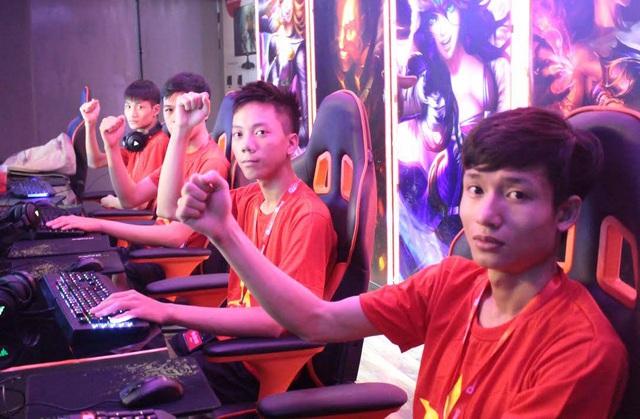 Giờ đây AoE Việt Nam có cả một thế hệ đủ sức đánh bại AoE Trung Quốc.