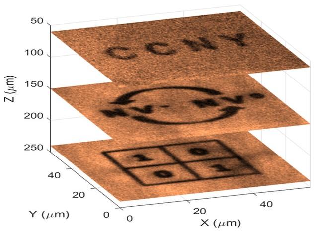 Trong nghiên cứu, họ mới chỉ thể hiện được rằng việc mã hóa dữ liệu trong cấu trúc 3D của kim cương là khả thi bằng cách mã hóa một loạt các ảnh 2D.