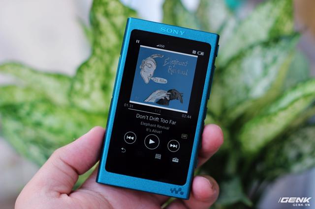 NW-A36, chiếc máy nghe nhạc sở hữu công nghệ Hi-res & chuẩn Bluetooth LDAC của Sony